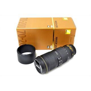 Nikon - ニコン  AF-S  70-200mm F4G ED VR