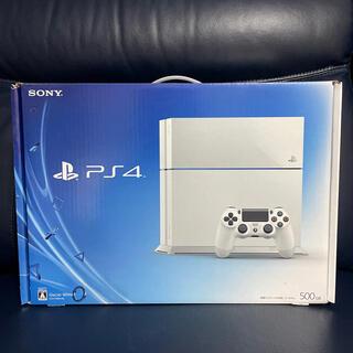 PlayStation4 - SONY PlayStation4 本体 CUH-1100AB02 ps4本体