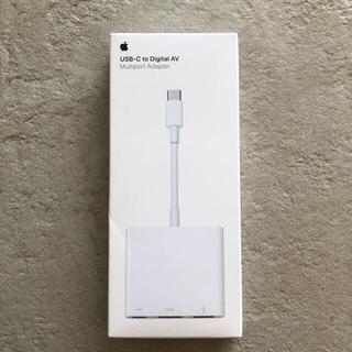 Apple - 純正 USB-C Digital AV Multiport Adapter