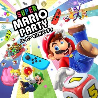 Nintendo Switch - Switch スーパー マリオパーティ