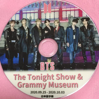 防弾少年団(BTS) - BTS The Tonight Show&Grammy Museum 2020