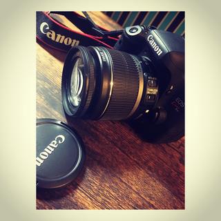 Canon - (年内売り切り価格)Canon EOS Kiss x8i 手ぶれ補正 Wi-Fi