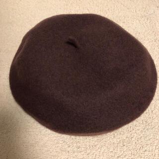 イルビゾンテ(IL BISONTE)のイルビゾンテ ベレー帽 (ハンチング/ベレー帽)