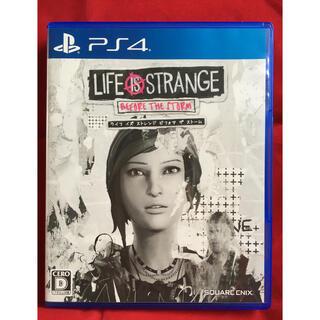 PlayStation4 - 送料込 ライフ イズ ストレンジ ビフォア ザ ストーム PS4