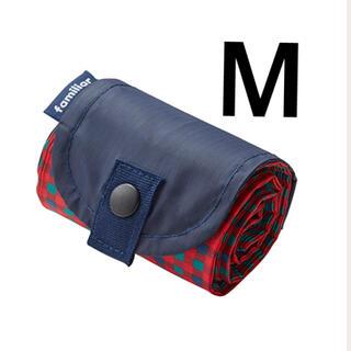 familiar - 新品 エコバッグ M ファミリア バッグ トートバッグ