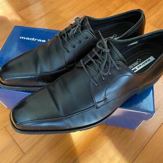 マドラス(madras)のmadras Walk GORE-TEX ビジネスシューズ 25センチ 革靴(ドレス/ビジネス)