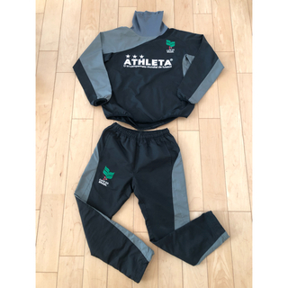 ATHLETA - アスレタ サッカーピステ 上下セット 140・130