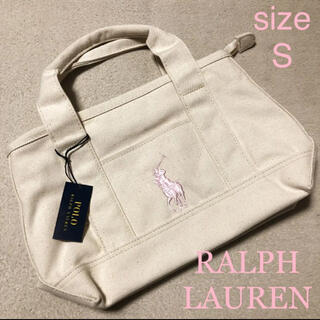 ポロラルフローレン(POLO RALPH LAUREN)の未使用 RALPH LAUREN トートバッグ  size S(トートバッグ)