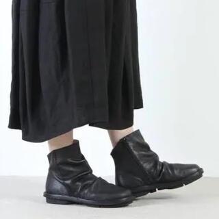 trippen - trippen pleats トリッペン プリーツ ショートブーツ   ブーティ
