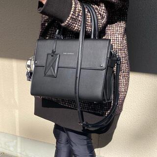 カールラガーフェルド(Karl Lagerfeld)の美品✨ カールラガーフェルド バック(ショルダーバッグ)