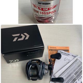 DAIWA - スティーズA TW 1016SH+SVスプールセット
