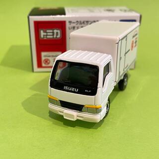トミカ サークルKサンクスオリジナル いすゞ エルフ配送車