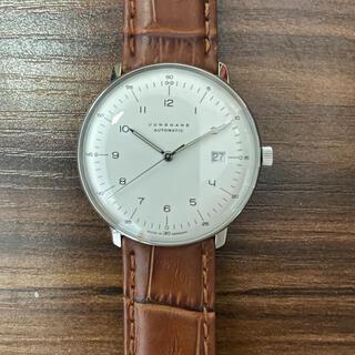 ユンハンス(JUNGHANS)のユンハンス マックスビル オートマティック (腕時計(アナログ))