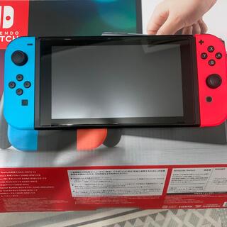 Nintendo Switch - Switch 任天堂スイッチ本体 ネオン ニンテンドウ