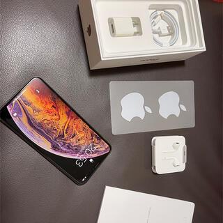 iPhone - SIMフリー iPhone xs max 256GB