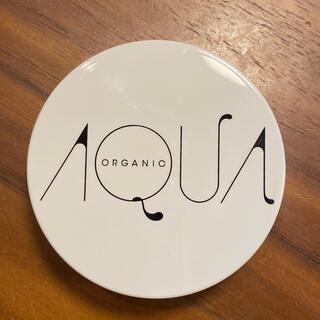 コスメキッチン(Cosme Kitchen)のAQUA AQUA (アクアアクア)クッションファンデーションケース(ボトル・ケース・携帯小物)