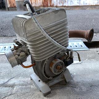ヤマハ(ヤマハ)のレーシングカート用エンジン KT100SD (その他)