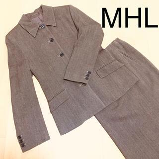 マーガレットハウエル(MARGARET HOWELL)のマーガレットハウエル/MHL レディース スカートスーツ(スーツ)