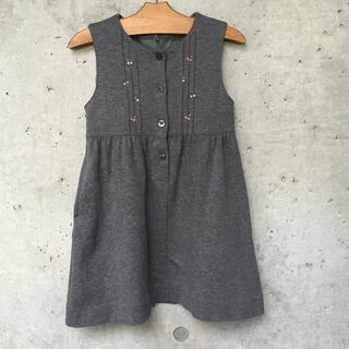 familiar - ファミリア 100サイズ ジャンバースカート