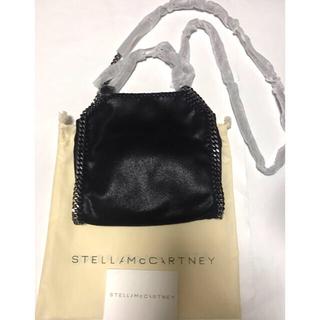 Stella McCartney - 無料おまけ付き 新品未使用 STELLA McCARTNEY バッグ ブラック