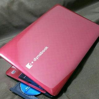 東芝 - 高スペック/爆速4コア i7/高速SSD480GB/ノートパソコン/ブルーレイ