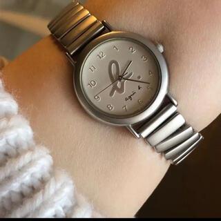 agnes b. - アニエスベー 腕時計 美品        〈電池交換してから発送〉