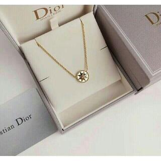 Dior - Dior 八芒星羅針盤 ネックレス