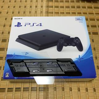 PlayStation4 - ソニー PS4 本体 HORI縦置きスタンド付き