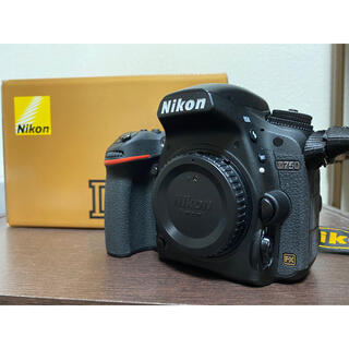 Nikon - NIKON D750 ボディ ニコンサポート付き