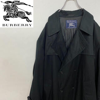 BURBERRY - 正規イングランド製 Burberry バーバリーステンカラーコート ロングコート