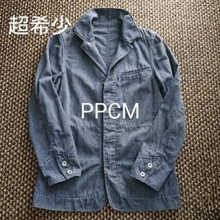 カラー(kolor)の超希少 PPCM オリジナルデニムカバーオールジャケット kolor カラー(Gジャン/デニムジャケット)
