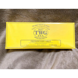 ★TWG French Earl Grey★フレンチアールグレイ★(茶)