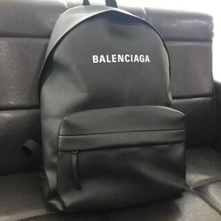 Balenciaga - バレンシアガ エブリデイ バッグパック リュック
