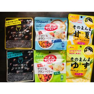 ネスレ(Nestle)の【人気商品】そのまんまゆず そのまんま甘夏 キットカット おいしく解けるショコラ(菓子/デザート)