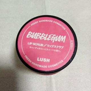 ラッシュ(LUSH)のLUSH リップスクラブ バブルガム(リップケア/リップクリーム)