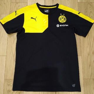 PUMA - BVBボルシアドルトムント トレーニングシャツ半袖(L)