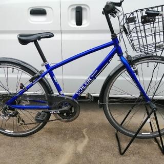 ブリヂストン(BRIDGESTONE)のブリジストン26インチ自転車ジュニア(自転車本体)