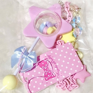 Angelic Pretty - 【新品】Angelic Pretty♡Star Toyネックレス(ピンク)