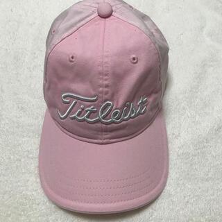 タイトリスト(Titleist)のタイトリスト Titleist  ゴルフ レディース キャップ 帽子(ウエア)