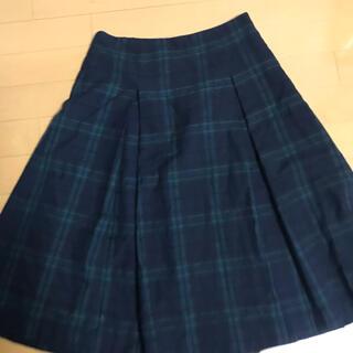 ジェイプレスレディス(J.PRESS LADIES)のジェイプレスフレアスカート(ひざ丈スカート)