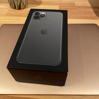 Apple - iPhone 11 Pro green simフリー 64G