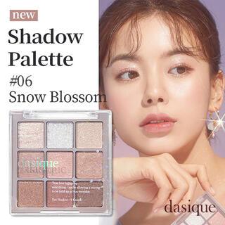 デイジーク アイシャドウパレット 06 Snow Blossom