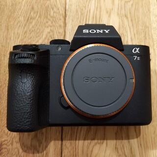 SONY - a7ii sony バッテリー2個 充電機付