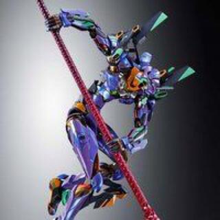 バンダイ(BANDAI)のMETAL BUILD エヴァンゲリオン初号機 [EVA2020](アニメ/ゲーム)