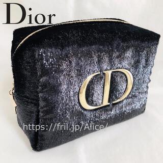 Dior - ディオール ホリデーオファー ポーチ ブラック クリスマス ホリデー