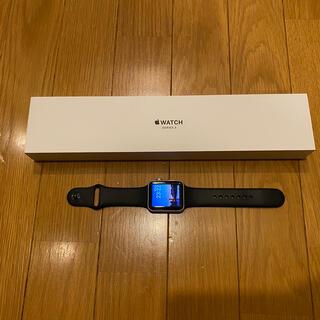 Apple Watch - アップルウォッチ3 42mm アルミ GPSモデル