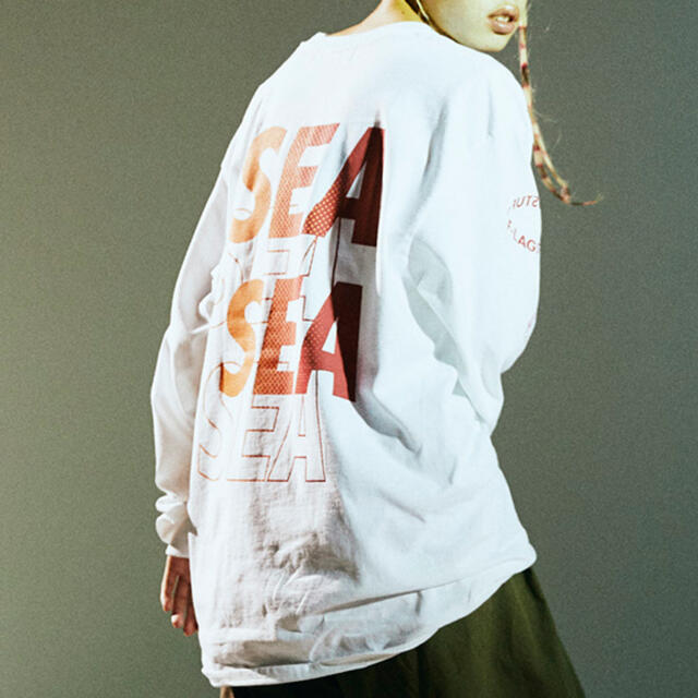 WIND AND SEA ロンT XL メンズのトップス(Tシャツ/カットソー(七分/長袖))の商品写真