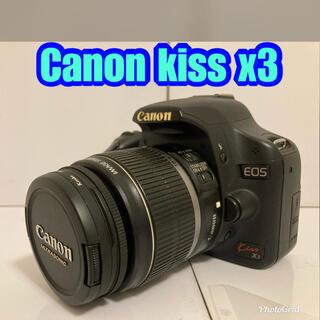 Canon - ❤️一眼レフカメラ初心者オススメセット❤️  Canon kiss x3