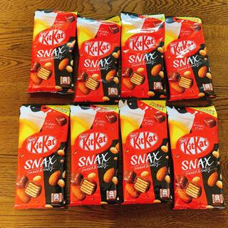 ネスレ(Nestle)のキットカット スナックス 8袋 菓子 おつまみ(菓子/デザート)