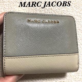 MARC JACOBS - マークジェイコブス MARC JACOBS★バイカラー 二つ折り財布